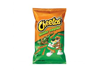 Cheetos Crunchy Cheddar Jalapeno Cheese Flavoured Snack