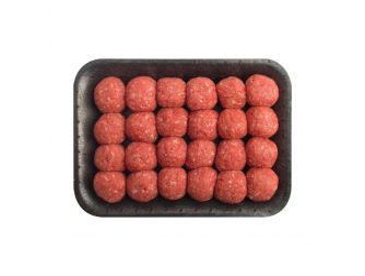 Chilled Aussie Beef Dawood Pasha Meat Balls