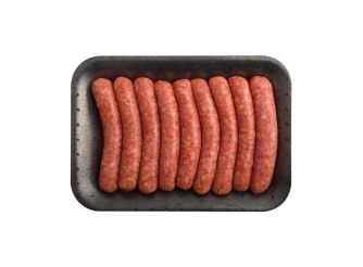 Chilled Young Angus Beef Egyptian Sausages