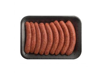 Chilled Young Angus Beef Merguez Sausages