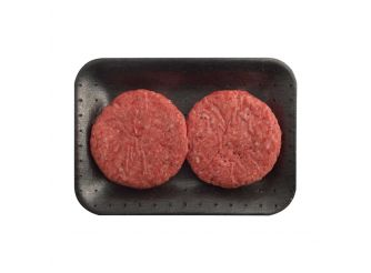 Chilled Young Angus Beef Burgers