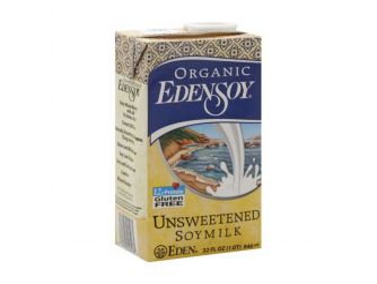 Eden Foods Organic Unsweetened Soymilk