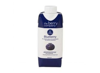 The Berry Company Blueberry Drink