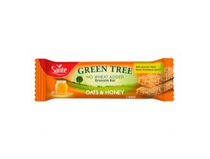 Sante Green Tree Oats & Honey Granola Bar