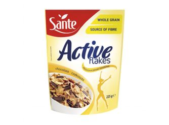 Sante Active Flakes with Chocolate
