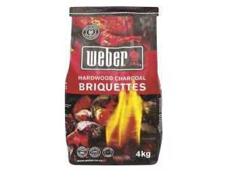 Weber Hardwood Charcoal Briquettes