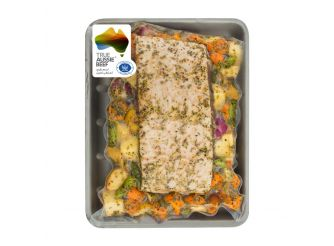 Gourmet Chilled Chef's Bag (Aussie Sirloin Roast with Vegetables)