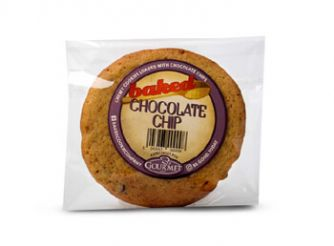 Baked Classic Chocolate Chip Cookie