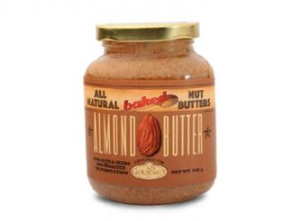 Baked All Natural Gluten Free Almond Butter