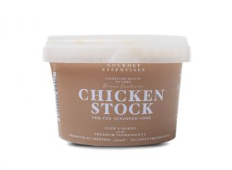 Gourmet Essentials Frozen Chicken Stock