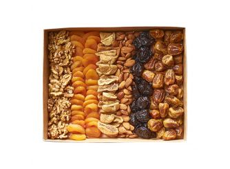 Gourmet Dates, Nuts & Dried Fruits Box