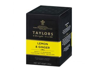 Taylors Lemon & Ginger Tea
