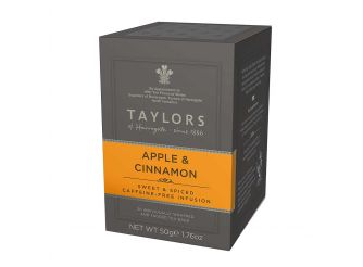 Taylors Apple & Cinnamon Herbal Tea