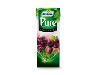 Juhayna Pure Red Grapes Juice No Added Sugar