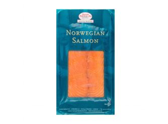 Norwegian Smoked Salmon Slices
