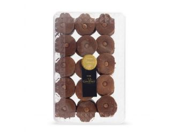 Panache Chocolate Sable
