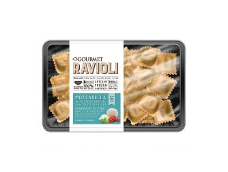 Gourmet La Cucina Di Vita Frozen Mozzarella & Basil Ravioli