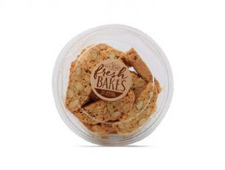 Gourmet Fresh Baked Almond Biscotti