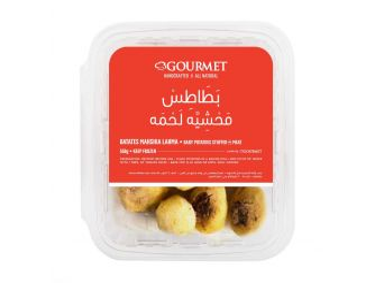 Gourmet Oriental Frozen Potato Mahshi