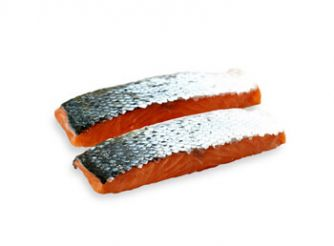 Norwegian Salmon Steaks