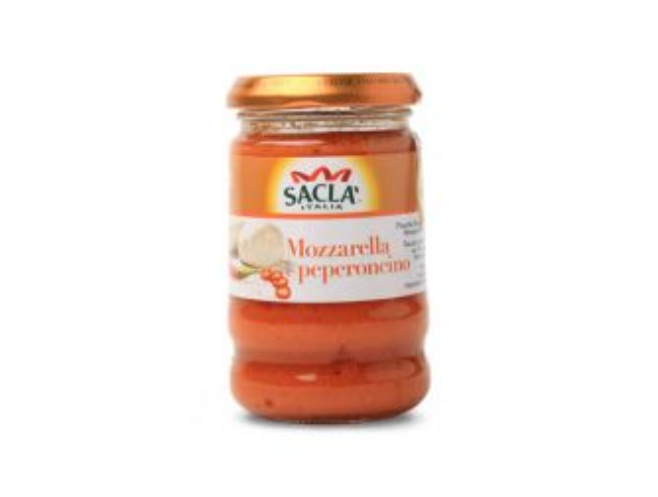 Sacla Mozzarella & Peperoncino Pasta Sauce