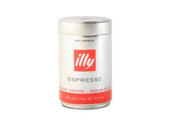 Illy Italian Roasted Ground Coffee