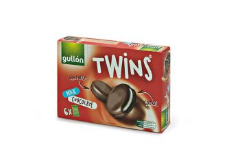 Gullon Twins  Milk Chocolate Cookies