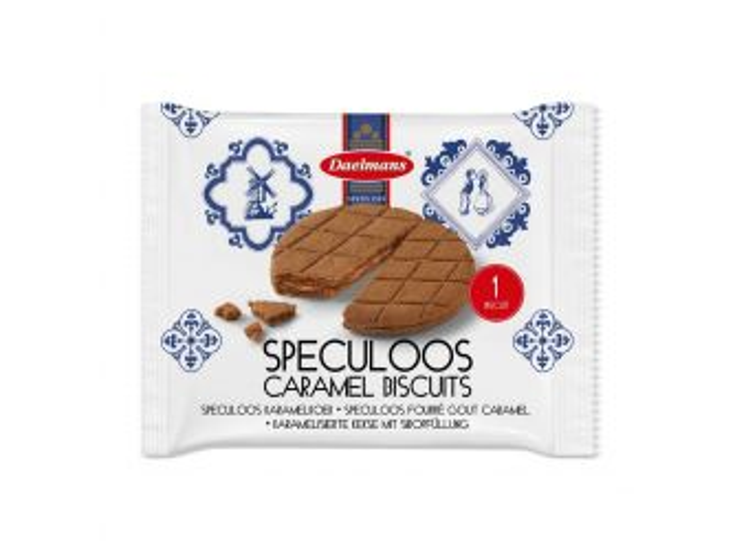 Daelmans Speculoos Caramel Biscuits