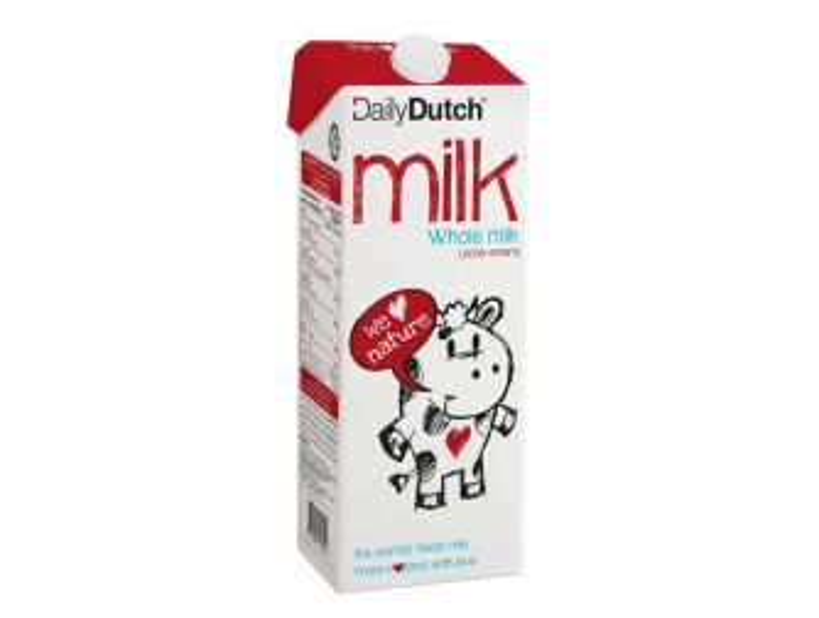 Dutch Full Cream Milk