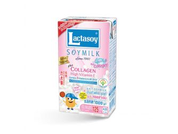 Lactasoy Light Plus Collagen Soymilk