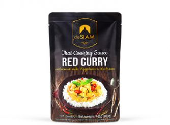 deSIAM Red Curry Sauce