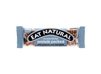Eat Natural Protein Packed Peanuts & Chocolate Bar
