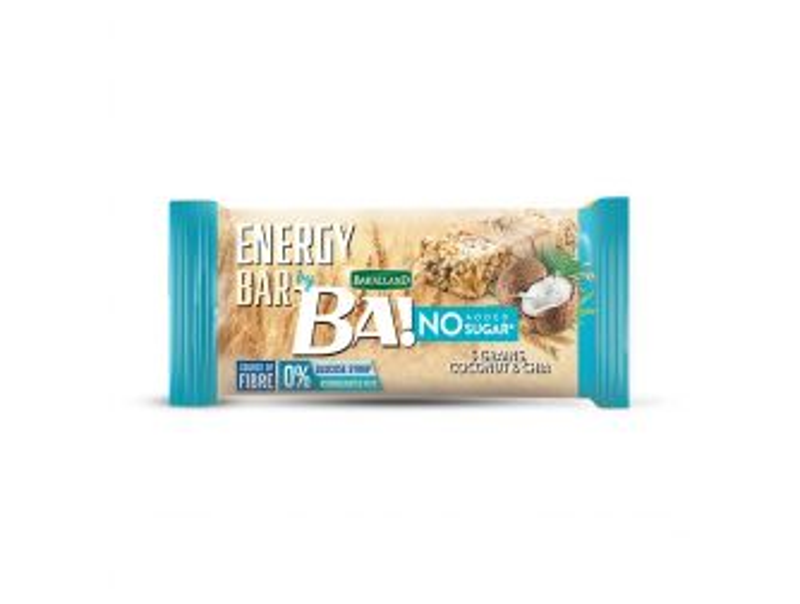 Bakalland BA! Coconut & Chia Bar