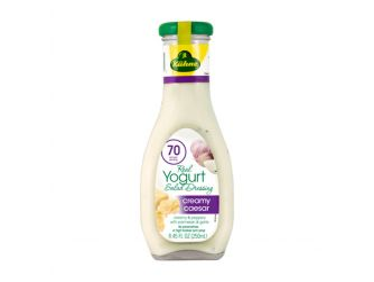 Kuhne Creamy Caesar Yogurt Salad Dressing