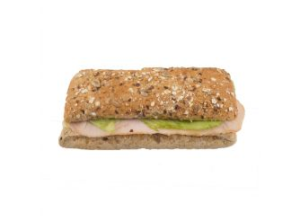 Gourmet Turkey & Emmental Sandwich