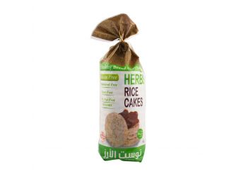 King M Rice Cakes with Herbs
