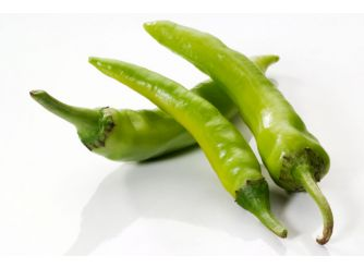Sara's Organic Hot Green Pepper