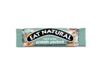 Eat Natural Protein Packed with Salted Caramel & Peanuts