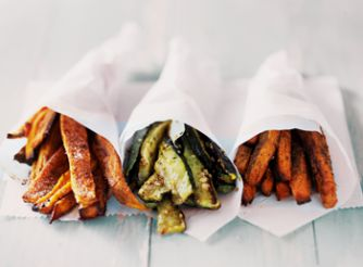 Roast Veggie Fries