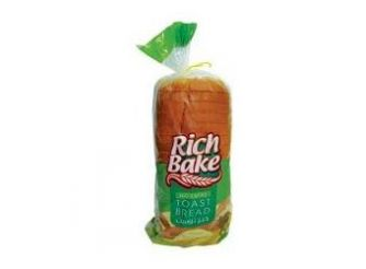 Rich Bake White Sliced Bread