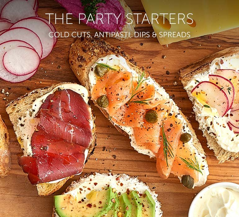 The Party Starters